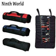 Hot Sale Wrench Roll Up Pouch Black Coiling Block Bag Wera Tools ...