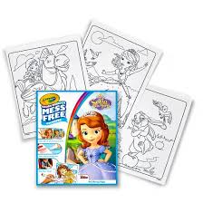 CrayolaR Color Wonder Refill Coloring Book Sofia The First