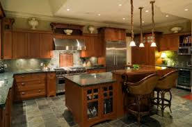 Spectacular Kitchen Tile Flooring Dark Cabinets M98 About Home Floor Ideas With