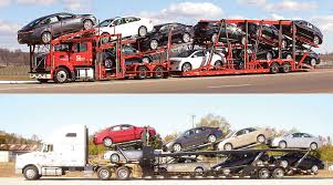 FHWA Seeks Comment On Definition Of Automobile Transporter ...