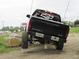 CB Antenna Mount - Chevrolet Colorado & GMC Canyon Forum