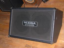 Mesa Boogie Cabinet 2x12 by Just Picked Up New