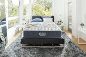 Serta Simmons Bedding Llc by Beautyrest Silver Wavecrest Firm Queen Mattress