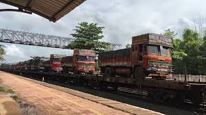 Running Train Carrying Trucks On Railway Wagon At Kudal Railway ... Rocmomma Trolleys Trains And Trucks Oh My Sitka Restaurant Culture Hits The Road In Food Trucks Kcaw Ships Big Boxes The Complexity Of Intermodal Companies Cry Transportation Blues Wsj On Trains Rolling Motorway Why Was A Mile Long Convoy Of Un Vehicles Travelling North Through Caught Video Truck Driver Capes Semi Before Its Hit By A New Penn 2017 Mack Cxu612s Buses Vs Compilation 1 Youtube Fire On Passing Train Stock Image Firetruck Otr Which Shipping Strategy Is Right For You Prince Rupert Rail Images Planes