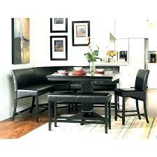 Corner Bench Table Sets Nook Dining Tables Set Counter