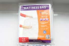 king size queen size disposable plastic mattress bag high quality