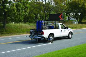 100 Lazer Truck Lines Graco Road RoadPak Road Striping System