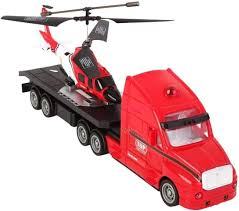 Buy The Flyers Bay Helicopter And Truck, Red Online At Low Prices In ... Westland Helicopter Truck Scale Model Drew Pritchard Ltd Buy Kids Toy Diy Early Educational Hess And 2006 By Shop Filefema 40792 Fema Mers Truck Coast Guard Helicopter In Monster Trucks Police Cars Chasing Cartoons For Being Towed Tumbles Into Freeway Traffic Motorcyclist Seriously Injured Crash With At Port Kembla Cement Rolls Over On Highway 224 Driver Taken Away How To Transport A Black Hawk The Road Blue Block Factory Remote Control Big Rig Cartoon Images Fun On Spiderman