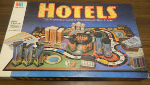 Hotels AKA Hotel Tycoon Board Game Review And Rules