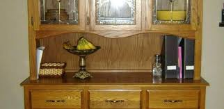 Tall Dining Room Cabinet Buffet Table And Sideboard Living Server
