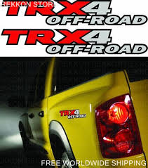Decal For Dodge TRX4 OFFROAD TRUCK 4x4 STICKER Graphics Vinyl Body ... Dodge Ram Truck Fender Bars Hash Mark Racing Sport Stripes Decals 092018 Power Wagon Decal Hood Rear Side Strobes Product 2 Dodge Ram Power Wagon Truck Vinyl Stickers Window Sticker Chevy Bowtie Ford Jeep Car Amazoncom Sticker Compatible With Hemi Tribal Rt 1500 Hemi Bed Vinyl Decal Styling For 3x Hood Fender Decals 2500 Kryptek 4x4 Off Road Quarter Panel Cmyk Grafix Store Viper Srt10 Faded Rocker Stripe Tailgate Decal Mopar Trucks Stickers Dakota Truck Bed Side Decals Graphics Power