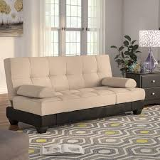 Serta Dream Convertible Sofa Meredith by Reception Sofas U0026 Loveseats You U0027ll Love Wayfair