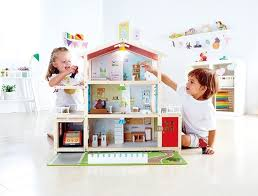 Hape Kitchen Set South Africa by Hape Doll Family Mansion Wooden Doll House Toy At Mighty