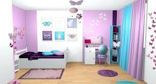 chambre mauve et violet clair peinture chambre fille en violet et blanc with