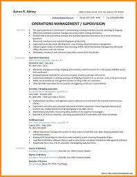 Warehouse Manager Resume Sample Best Word Fo I118954