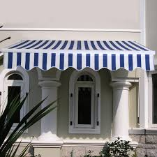 Manual Patio 6.4' X 5' Retractable Deck Sunshade Awning - Canopies ... Patio Ideas Outsunny 10 X 8 Manual Retractable Sun Shade New Alinium Awning Canopy Garden Durasol Awnings The Gennius A Waterproof Terrace Sunshade Suppliers And Air Tucson Company Sails Cielo Blu Outdoor Motorized All About Gutters Deck Designed For Rain And Light Snow With Home Depot Retractable Awning Accsories Chasingcadenceco