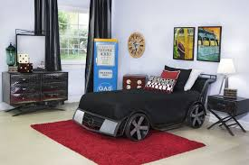 Mor Furniture Bunk Beds by Mor Furniture For Less Benz Twin Race Car Bed Mor Furniture For