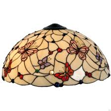 Replacement Glass Table Lamp Shades by London Large Tiffany Replacement Table Lamp Shade By Tiffany