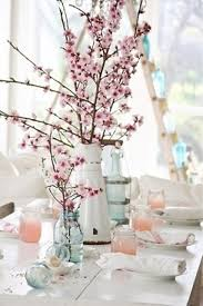 IW 15 Colorful Spring Decorating Ideas BlossomCherriesTablescapesParty