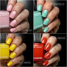 Chanel Nail Polish Spring 2018 Hession Hairdressing