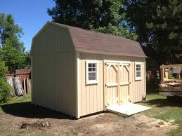 Free 12x16 Gambrel Shed Material List by Gambrel Barns The Shed Guy