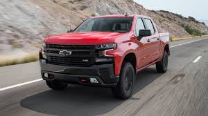 100 Motor Trend Truck Of The Year History 2019 Chevrolet Silverado First Test Pencils Down