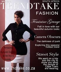 100 Best Designed Magazines TRENDTAKE 2nd Takes Online Fashion Magazine