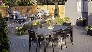 Garden Furniture Including The Sumatra 6 Seat Dining Set And Amorio Coffee