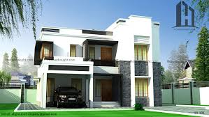 100 Modern Two Storey House CHEERFUL CONTEMPORARY TWO STOREY HOUSE Thought