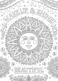 Colorful Meditations Coloring Book By Stephanie Peterson Jones