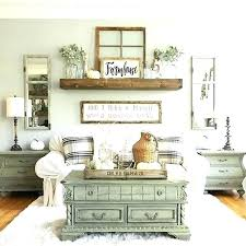Rustic Farmhouse Dining Room Ideas Wall Decor Alluring With Best On