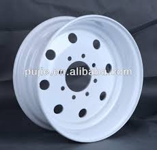 100 4x4 Truck Rims S Part 17x10 Steel For Sale