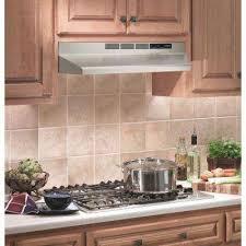 Ductless Under Cabinet Range Hood by Kitchen Stylish Under Cabinet Range Hoods The Home Depot Hood