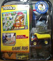 100 Tonka Truck Games Amazoncom Town Game Rug Dump And Toy Rock Backpack