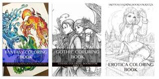 Fake Coloring Books With Pirated Content