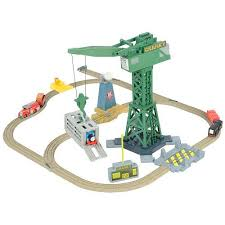 fisher price thomas friends trackmaster motorized railway
