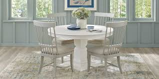 Cindy Crawford Home Cape Cottage White 5 Pc Dining Set With Gray ... Avalon Fniture Christina Cottage Kitchen Island And Chair Set Outstanding Country Ding Table Centerpiece Ideas Le Diy Kincaid Weatherford With Bench Buy The Largo Bristol Rectangular Lad65031 At 5piece Islandcottage Tall Lane Cobblestone Cb Farmhouse Home Solid Wood Room White Chairs At Wooden In Interior With Free Images Mansion Chair Floor Window Restaurant Home Greta Modern Brown Finish 7 Piece Magnolia
