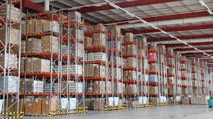 100 Melbourne Warehouses CEVAs 80m Warehouse Covers Eight MCG Fields