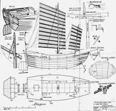 junk and sampan plans build a boat pinterest boating junk
