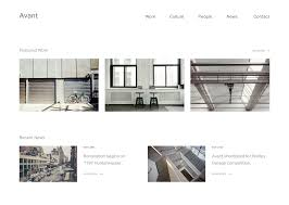 100 Interior Architecture Websites Monograph Designed By Architects