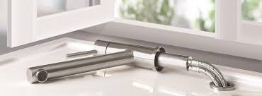 küchenarmaturen für die vorfenstermontage bei reuter