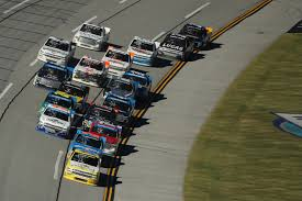 Talladega Truck Practice Results: October 12, 2018 - Racing News Weekend Schedule For Talladega Surspeedway Pure Thunder Racing No 22 Truck Will Have A Trumppence Paint Scheme Todd Gliland Goes Wild Ride Nascarcom Fr8auctions Set To Become Eitlement Sponsor Of Truck Bad Boy Mowers Returns To With Make Motsports Lyons Pairs Reaume For Race Speed Sport Free Friday Mechanical Woes Knock Chase Briscoe Out Series Playoffs At Kvapils Good Run Ends In The Big One At New Nascar Flaps Malfunctioning Select Teams News 2014 Freds 250 Camping World