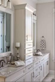Modern Bathroom Cabinets Countertop Storage In