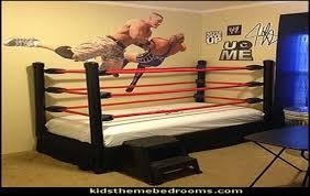 wrestling bedroom decor wwe bedroom ideas on amazing wrestling