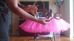 Placing The Highchair Tutu Skirt - YouTube Tutu Tulle Table Skirts High Chair Decor Baby Shower Decorations For Placing The Highchair Tu Skirt Youtube Amazoncom 1st Birthday Girls Skirt Babys Party Ivoiregion Chair 44 How To Make A Pink Romantic 276x138 Originals Group Gold For Just A Skip Away Girl 2019 Lovely