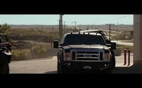 Ford Super Duty Truck – Logan (2017) Movie