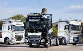 100 Daf Truck 90th Anniversary DAF No44 Makes Doublesense For DA Rhead News