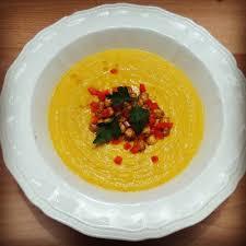 Jamaican Pumpkin Soup Vegan by Cathmgreen