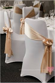 White Chair Cover With Gold Sash Side Tied In 2019 | Wedding ... Hot Sale White Ivory Polyesterspandex Wedding Banquet Hotel Chair Cover With Cross Band Buy Coverbanquet Coverivory Covers And Sashes Btwishesukcom Us 3200 Lace Tutu Chiavari Cap Free Shipping Hood Ogranza Sash For Outdoor Weddgin Ansel Fniture Tags Brass Covers Stretch 50 Pcs Vidaxlcom Chair Covers In White Or Ivory Satin Featured Yt00613 White New Style Cheap Stretich Madrid Spandex Chair View Kaiqi Product Details From Ningbo Kaiqi Import About Whosale 50100x Satin Slipcovers Black 6912 30 Off100pcspack Whiteblackivory Spandex Bands Sashes For Party Event Decorationsin Home Wedding With Bows Peach Vs Linens Lots Of Pics Indoor Chairs Beautiful And