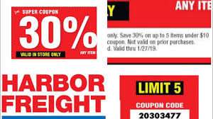 Harbor Freight Tools 30% Off Up To 5 (five) Items Of $10 Or Less! This  Weekend ONLY! Harbor Freight Coupons December 2018 Staples Fniture Coupon Code 30 Off American Eagle Gift Card Check Freight Coupons Expiring 9717 Struggville Predator Coupon Code Cinemas 93 Tools Database Free 25 Percent Black Friday 2019 Ad Deals And Sales Workshop Reference Motorcycle Lift Store Commack Ny For Android Apk Download I Went To Get A For You Guys Printable Cheap Motels In